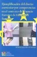 Portada de EJEMPLIFICACION DEL DISEÑO CURRICULAR POR COMPETENCIAS EN EL CONTEXTO DE EDUCACION SUPERIOR