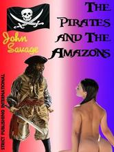 Portada de THE PIRATES AND THE AMAZONS