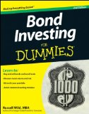 Portada de BOND INVESTING FOR DUMMIES