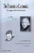 Portada de DE EINSTEIN A CASTANEDA: LA MAGIA A LA LUZ DE LA CIENCIA