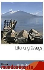 Portada de LITERARY ESSAYS