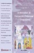 Portada de EL FORMADOR DE FORMACION PROFESIONAL