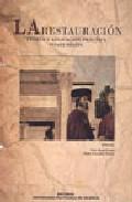 Portada de LA RESTAURACION: TEORIA Y APLICACION PRACTICA. CESARE BRANDI