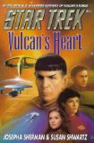 Portada de VULCAN'S HEART (STAR TREK: THE ORIGINAL SERIES)