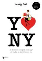 Portada de YO LOVE NY