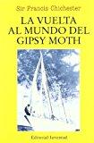 Portada de LA VUELTA AL MUNDO DEL GIPSY MOTH