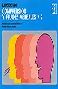 Portada de EJERCICIOS DE COMPRENSION Y FLUIDEZ VERBALES 2