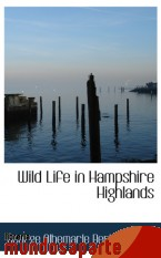 Portada de WILD LIFE IN HAMPSHIRE HIGHLANDS