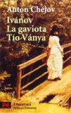 Portada de IVANOV; LA GAVIOTA; TIO VANYA