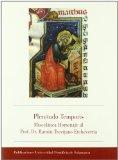 Portada de PLENITUDO TEMPORIS: MISCELANEO HOMENAJE AL PROFESOR RAMON TREVIJANO ETCHEVERRIA