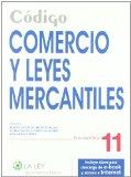 Portada de CODIGO DE COMERCIO Y LEYES MERCANTILES 2011 + EBOOK