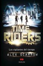 Portada de TIMERIDERS I (EBOOK)
