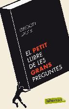 Portada de EL PETIT LLIBRE DE LES GRANS PREGUNTES (EBOOK)