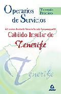 Portada de OPERARIOS DE SERVICIOS DEL INSTITUTO INSULAR DE ATENCION SOCIAL YSOCIOSANITARIA DEL CABILDO INSULAR DE TENERIFE: TEMARIO PRACTICO