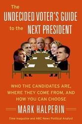 Portada de THE UNDECIDED VOTER'S GUIDE TO THE NEXT PRESIDENT