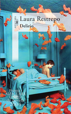 Portada de DELIRIO (EBOOK)