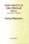 Portada de MOVIMIENTOS DEL PENSAR: DIARIOS 1930-1932 / 1936-1937