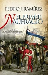 Portada de EL PRIMER NAUFRAGIO - EBOOK