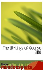 Portada de THE WRITINGS OF GEORGE ELIOT