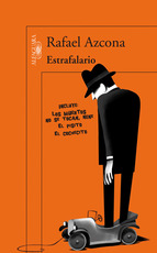 Portada de ESTRAFALARIO (EBOOK)