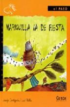 Portada de MARIQUILLA VA DE FIESTA (LETRA MANUSCRITA)