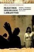 Portada de NUESTROS HERMANOS LAMANITAS. INDIOS Y FRONTERAS EN LA IMAGINACION