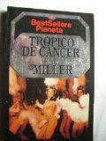 Portada de TRÓPICO DE CANCER