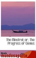 Portada de THE MINSTREL; OR, THE PROGRESS OF GENIUS