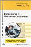 Portada de CONDUCTORES Y MECANICOS-CONDUCTORES. TEMARIO GENERAL PARA OPOSICIONES