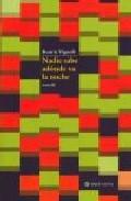 Portada de NADIE SABE ADÓNDE VA LA NOCHE
