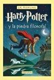 Portada de HARRY POTTER Y LA PIEDRA FILOSOFAL