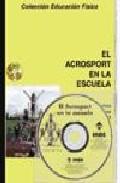Portada de EL ACROSPORT EN LA ESCUELA
