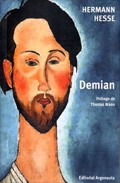 Portada de DEMIAN: HISTORIA DE LA JUVENTUD DE EMIL SINCLAIR