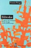 Portada de METODOS: LA PRACTICA DE LA LITERATURA, EL VASO DE AGUA Y OTROS POEMAS-ENSAYO