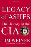 Portada de LEGACY OF ASHES: THE HISTORY OF THE CIA