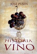 Portada de HISTORIA DEL VINO
