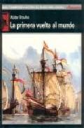 Portada de LA PRIMERA VUELTA AL MUNDO