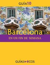 Portada de BARCELONA. EN UN FIN DE SEMANA - EBOOK