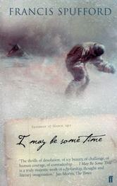 Portada de I MAY BE SOME TIME - EBOOK