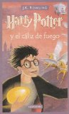 Portada de HARRY POTTER Y EL CALIZ DE FUEGO