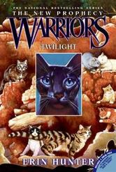 Portada de WARRIORS: THE NEW PROPHECY #5: TWILIGHT
