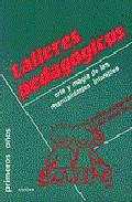 Portada de TALLERES PEDAGOGICOS: ARTE Y MAGIA DE LAS MANUALIDADES INFANTILES