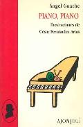 Portada de PIANO, PIANO