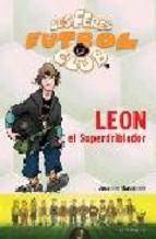 Portada de LEON EL SUPERDRIBLADOR (EBOOK)