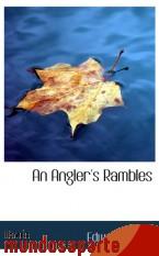 Portada de AN ANGLER`S RAMBLES