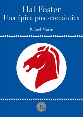Portada de HAL FOSTER: UNA ÉPICA POST-ROMÁNTICA