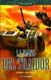 Portada de LA MANO DEL TRAIDOR  (CIAPHAS CAIN, HEROE DEL IMPERIO, Nº 3)
