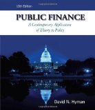 Portada de PUBLIC FINANCE: A CONTEMPORARY APPLICATION OF THEORY TO POLICY [WITH ACCESS CODE]