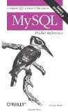 Portada de MYSQL POCKET REFERENCE (COVERS VERSION 4.0)