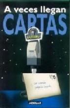 Portada de A VECES LLEGAN CARTAS (EBOOK)